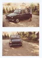 7 PHOTOS + NEGATIVE  DAF 33     - B62 - Cars