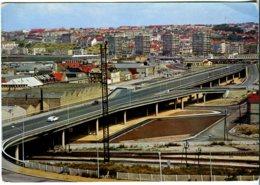 Cp Du 62 Boulogne Viaduc Jean Jaures - Boulogne Sur Mer