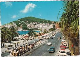 Split: FORD TAUNUS P5, CORTINA '66, AUDI 100, FIAT 125S, NSU PRINZ 1000, 110, VW 1200 - (YU.) - Toerisme