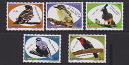 Ethiopia - Ethiopie (2018) - Set -  /  Aves - Birds - Oiseaux - Vogel - Oiseaux