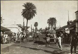 Chennai INDIA INDE STREET SCENE MADRAS  +- 16* 12CMFonds Victor FORBIN (1864-1947) - Lugares