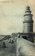 CIVITAVECCHIA   Leuchttürme Lighthouses Lumières Vuurtorens - Faros