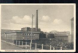 Puttershoek - Cooperatieve Suikerfabriek - 1929 - Netherlands