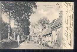 Voorschoten - Achterstraat - 1903 - Nederland