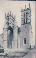 POSTAL MONTPELLIER - LA CATHEDRALE ST PIERRE - PHOTO MERLIN - Montpellier