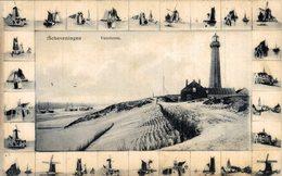 SCHEVENINGEN Leuchttürme Lighthouses Lumières Vuurtorens - Faros