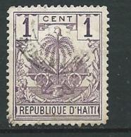 Haiti    Yvert N°  21 Oblitéré   - Ah 30619 - Haiti
