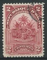 Haiti    Yvert N°  50 Oblitéré   - Ah 30620 - Haiti