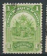 Haiti    Yvert N°  48 Oblitéré   - Ah 30621 - Haiti