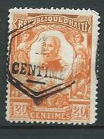 Haiti    Yvert N°  95 Oblitéré   - Ah 30622 - Haiti