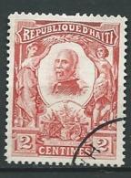 Haiti    Yvert N°  85 Oblitéré   - Ah 30623 - Haiti