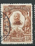 Haiti    Yvert N°  87 Oblitéré   - Ah 30625 - Haiti