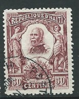 Haiti    Yvert N°  89 Oblitéré   - Ah 30625 - Haiti