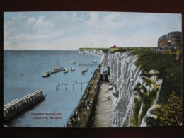 Flagstaff Promenade, Cliftonville, Margate, Kent - Posted 1907 - Margate