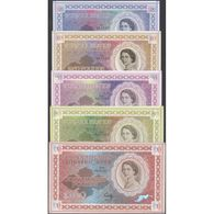 TWN - TORTOLA ISLANDS (private Issue) - 5-10-20-50-100 Pounds 2019 Polymer - Prefix AA - Set Of 5 UNC - Banknotes