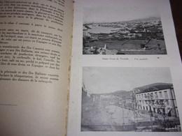 1921 TENERIFFE ET SON PORT SANTA CRUZ GUANCHES NOMBREUSES PHOTOS - Livres, BD, Revues