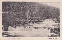Alte Ansichtskarte Aus Eupen -Wasserfall Der Soor- - Eupen Und Malmedy