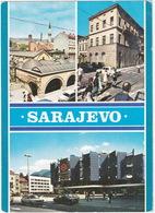 Sarajevo: FIAT 127, 125S, ZASTAVA 600, SKODA 1000 MB  - (YU.) - Toerisme