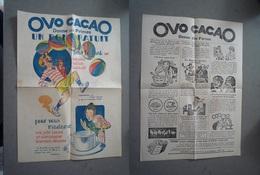 Publicité OVO CACAO - Cioccolato
