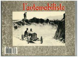 L'AUTOMOBILISTE MUSEE N.71/72 LES 80 ANS DE LA TARGA FLORIO - Libri, Riviste, Fumetti