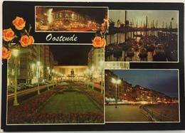 (67) Groeten Uit Oostende -  De Haven - Het Casino - De Kust - Souvenir De...