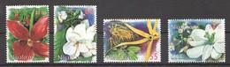 UU825 NIUAFO'OU FLORA PLANTS FLOWERS 1SET MNH - Orchidee