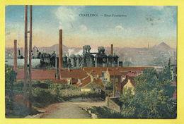 * Charleroi (Hainaut - La Wallonie) * (Grand Bazar De La Bourse - Couleur) Haut Fourneaux, Industrie, Usine, TOP, Unique - Charleroi