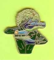 Pin's Crocodile Alligator Caïman (BD?) - 10DD20 - Animals
