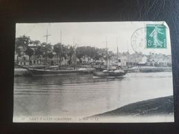 CPA 80 SAINT VALERY SUR SOMME - Le Port  (f) - Saint Valery Sur Somme