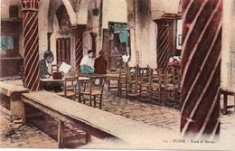 TUNIS-SOUK EL BERKA-NON  VIAGGIATA - Tunisia