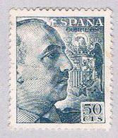 Spain 699b Used Franco 1949 (BP25812) - Spain