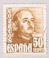Spain 765 Used General Franco 1948 (BP2411) - Spain