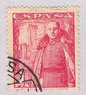 Spain 768 Used General Franco 1948 (BP2591) - Spain