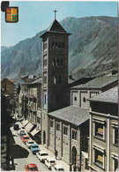 Gf. LES ESCALDES. Avinguda Carlemany I L'Esglesia. 481 - Andorra