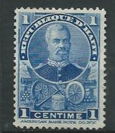 Haiti - Yvert N° 47 (*) - Ah 30627 - Haiti