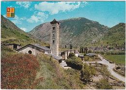 Gf. ENCAMP. Vista General. Campanar Romanic. 134 - Andorra