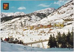 Gf.SOLDEU. Vista General. Estacio Tele-cadira. 3325 - Andorra