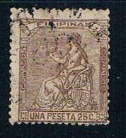 Philippines 51 Used Peace 1874 CV 82.50 (P0109) - Philippines