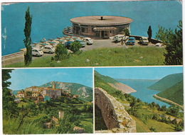 Plomin: ZASTAVA 600, 1500, OPEL REKORD CARaVAN, FIAT 1100-103, VW 1200 - Motel Stari Grad Kanal - (YU.) - Toerisme