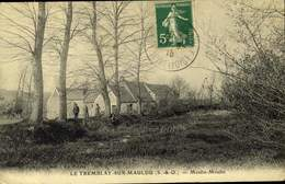 78 LE TREMBLAY-SUR-MAULDU MOULIN BECHEREL / A 486 - Frankreich