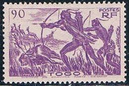 Togo 284 MLH Hunters 1941 CV 1.40 (MV0049) - Unclassified
