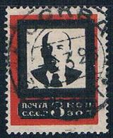 Russia 269 Used Lenin 1924 CV 4.00 (R0907) - Unclassified