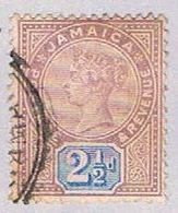 Jamaica 26 Used Queen Victoria 1889 (BP3499) - Jamaica (...-1961)