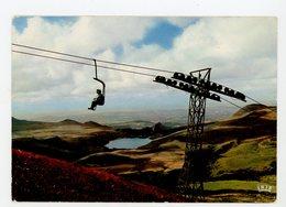 CPM:  TELESIÈGE DU COL DE LA CROIX MORAND - - Cartes Postales