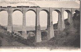 FR05 Viaduc De La SELLE Près GAP - Train - Belle - Ouvrages D'Art