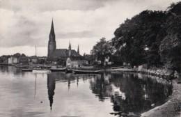 AM35 Schleswig An Der Schlei, Holm Mit Blick Auf Den Dom - 1960's RPPC - Schleswig