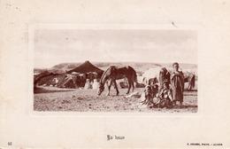 UN DOUAR- VIAGGIATA-1914 - Algérie