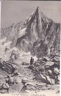 74----CHAMONIX--l'aiguille Du Dru--voir 2 Scans - Chamonix-Mont-Blanc