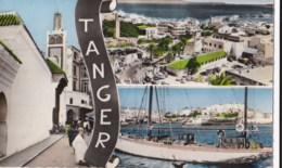 AM36 Tanger, Multiview Postcard - Tanger