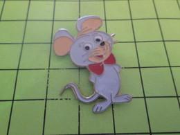 415a Pins Pin's / Rare & Belle Qualité THEME CINEMA / DESSIN ANIME SOURIS DONT LE NOM M'ECHAPPE - Animals